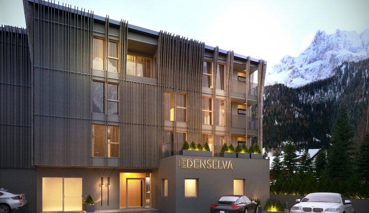 Hotel eden selva selva gardena garni 4 stelle val for Design hotel eden