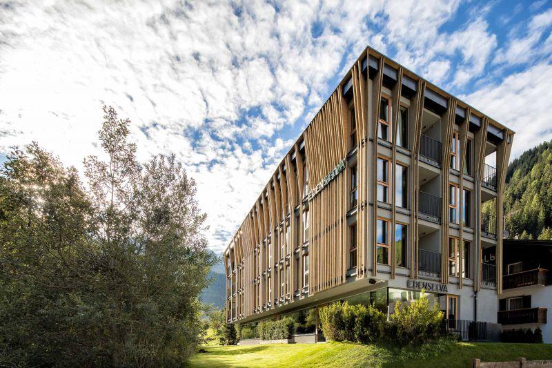 Hotel eden selva selva gardena 4 star hotel val for Design hotel eden