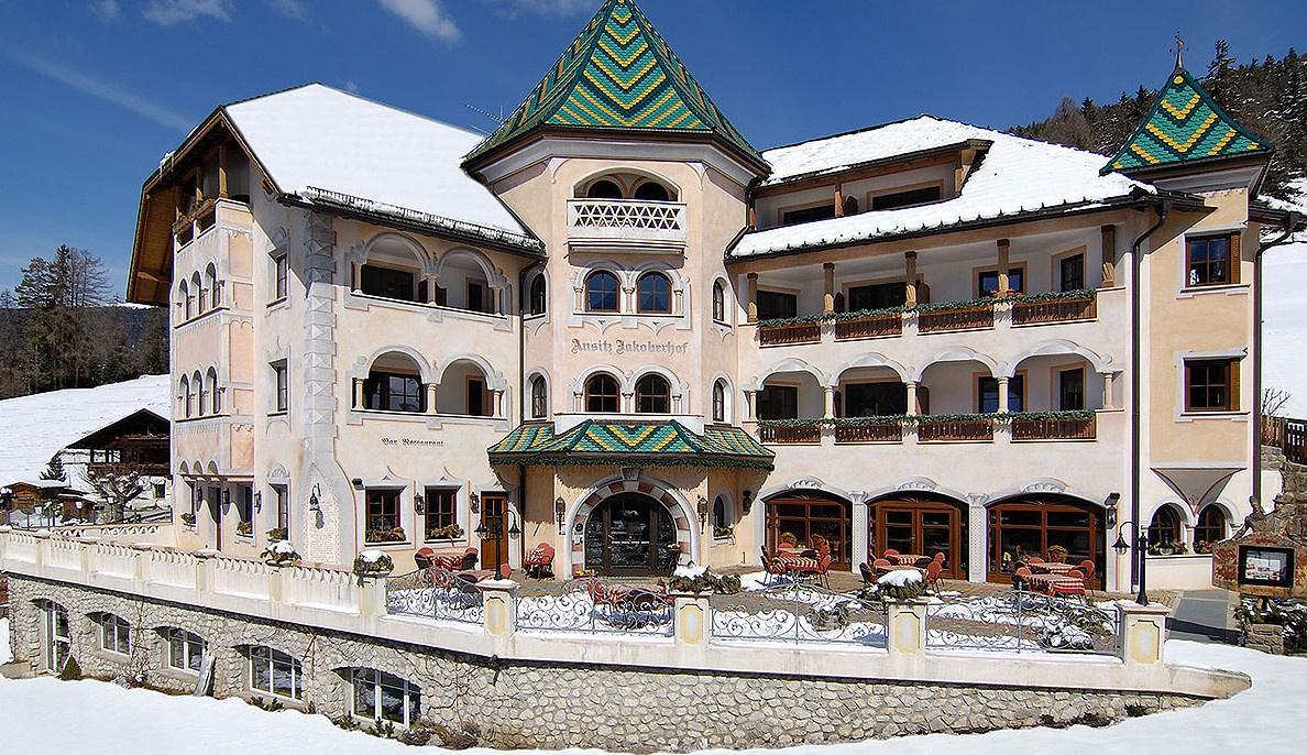 Ansitz Jakoberhof - San Giacomo, Ortisei - Hotel 4 stelle - Val ...